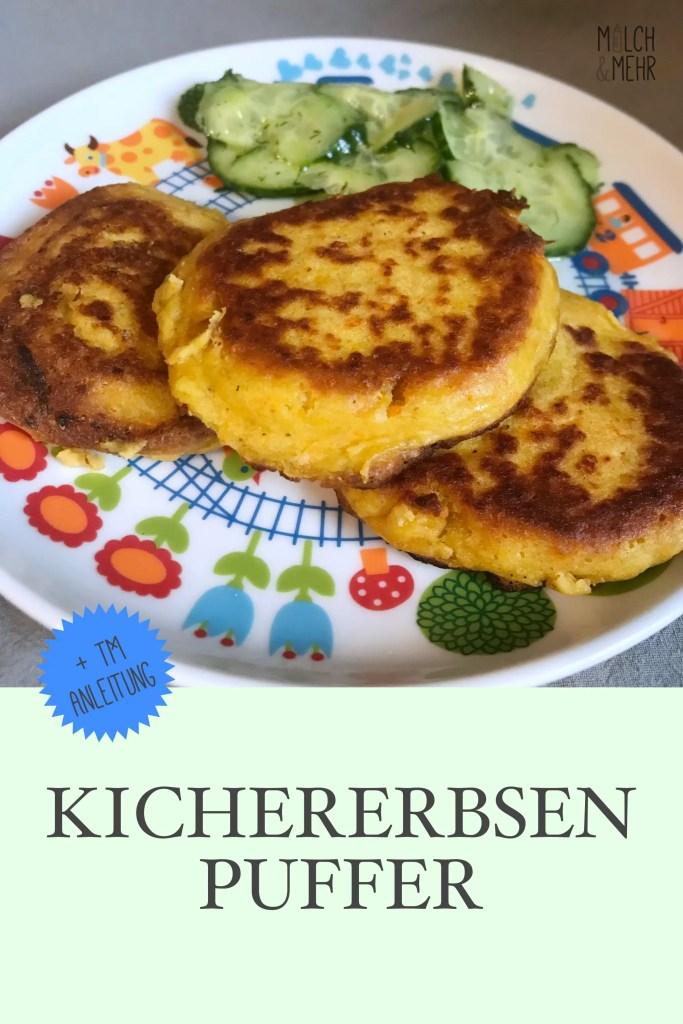 Rezept Kichererbsen Puffer