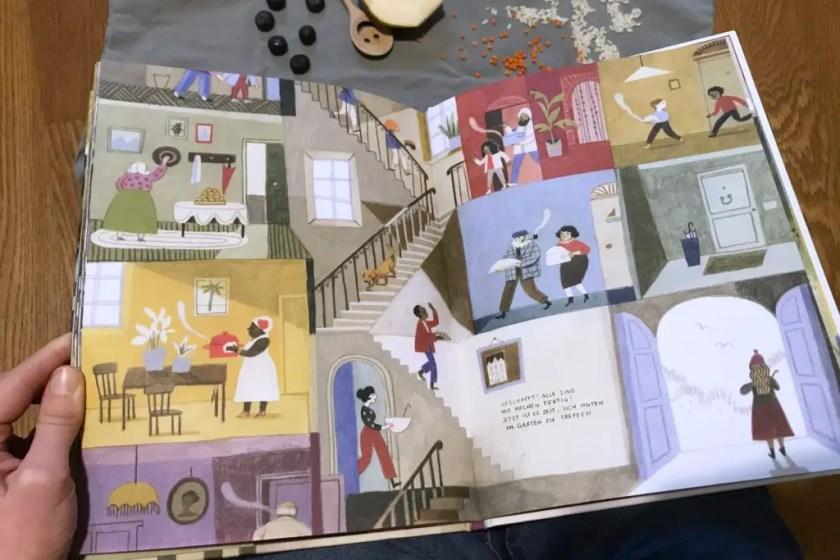 Kinderbuch Rezepte Ernaehrung