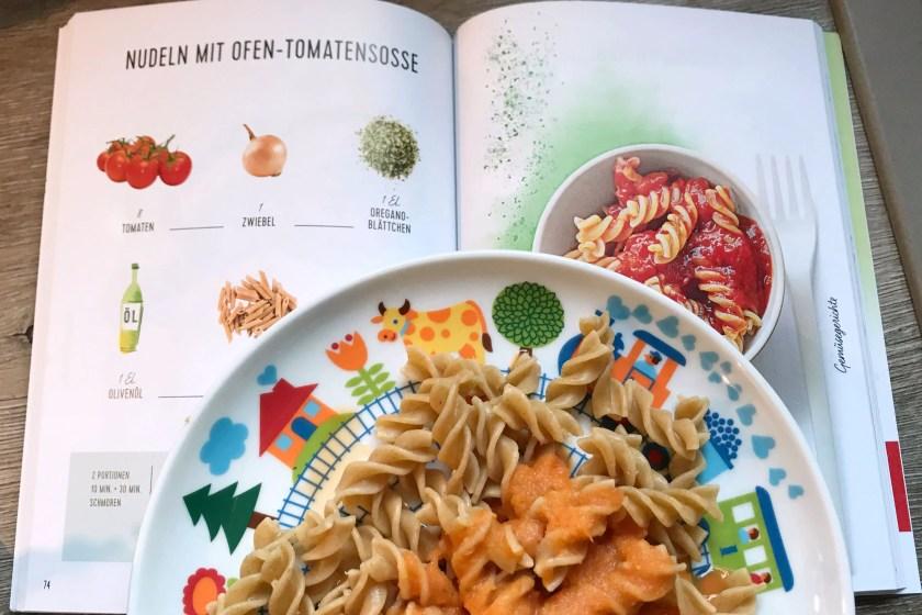 Tomatensauce fuer Kinder Rezept