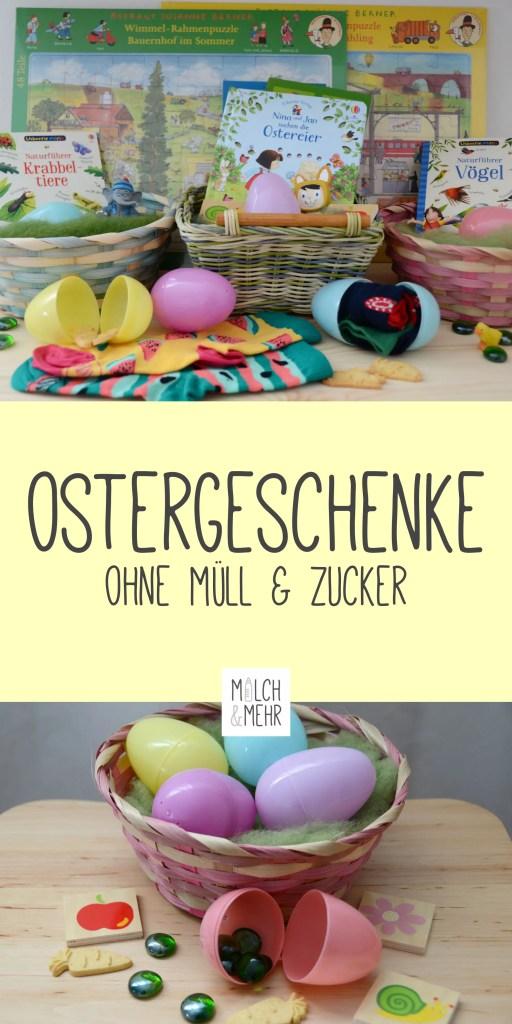 Ostergeschenke nachhaltig fuer Kinder