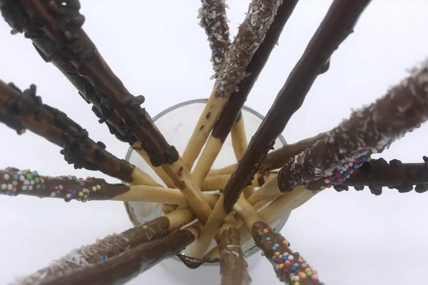 Vollmilch Schokolade Resteverwertung kreative Ideen