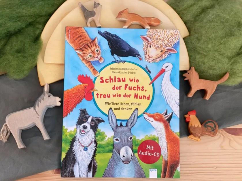 Kindersachbuch Tiere