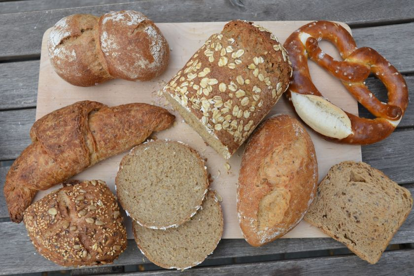 gute Brotsorten fuer Babys und Kinder