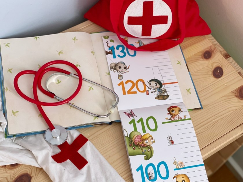 Bilderbuch Kinderarzt