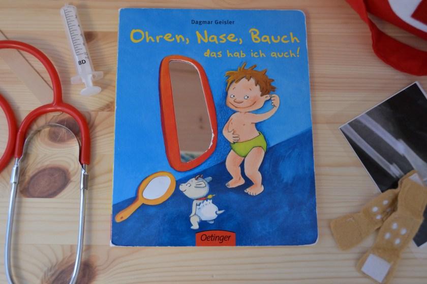 Kinderbuch Tipp Koerper