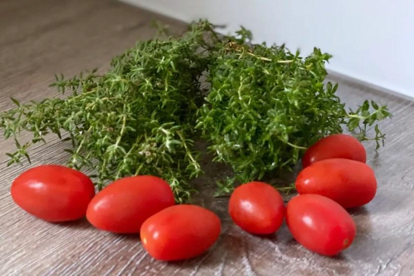 Thymian Tomatenreis Rezept