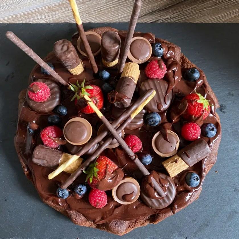 Candycake Schokolade