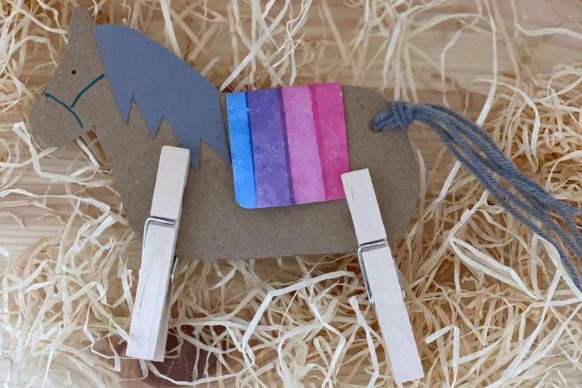 DIY Einladung Pferdeparty