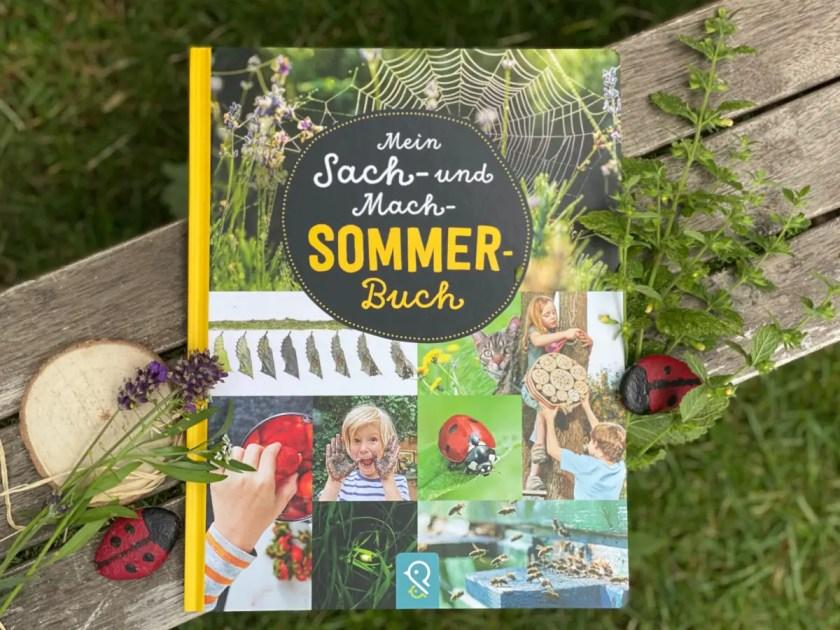 Sommer Sach und Mach Buch