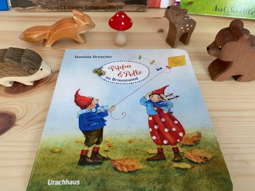 Bilderbuch Pippa und Pelle Herbst