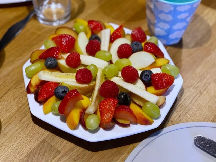 Obstteller Spaetsommer