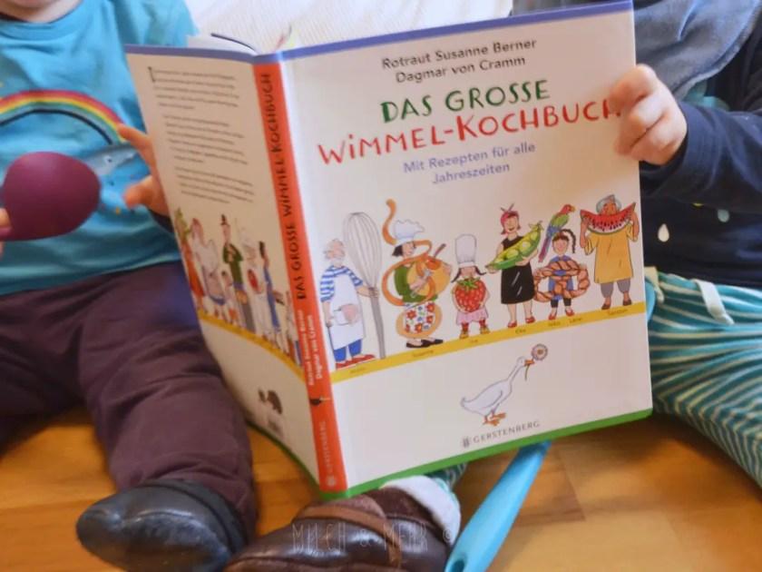 Wimmelkochbuch Buchvorstellung