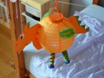 Drachen Laterne Lampion