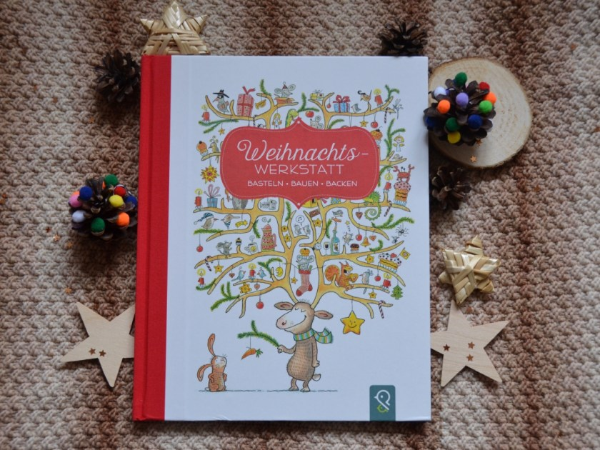 Kinderbuch Advent Basteln