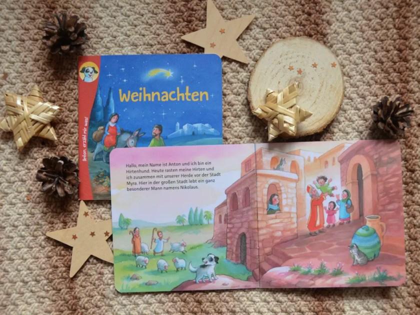 Kinderbücher Nikolaus Tipp
