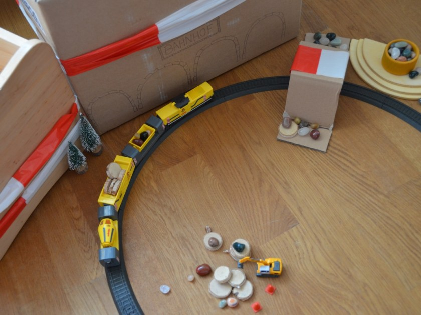 maerklin Eisenbahn ab drei