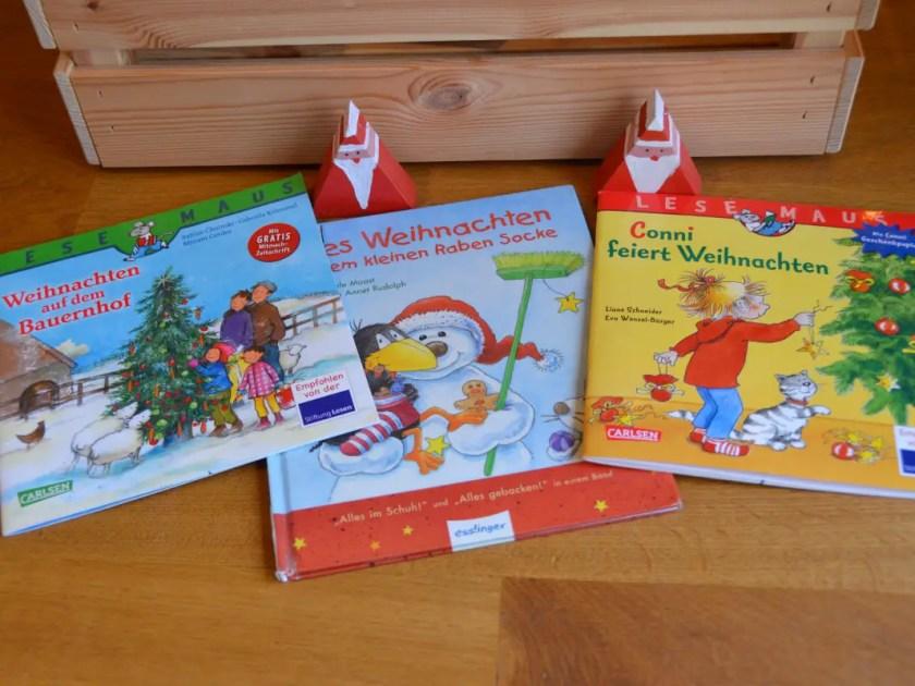 Vorlesen Weihnachten Was Kinder Moegen