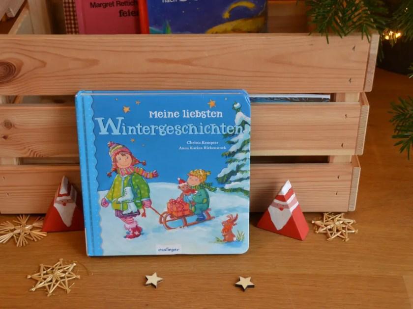 Weihnachtsbuch Kleinkinder Tipp