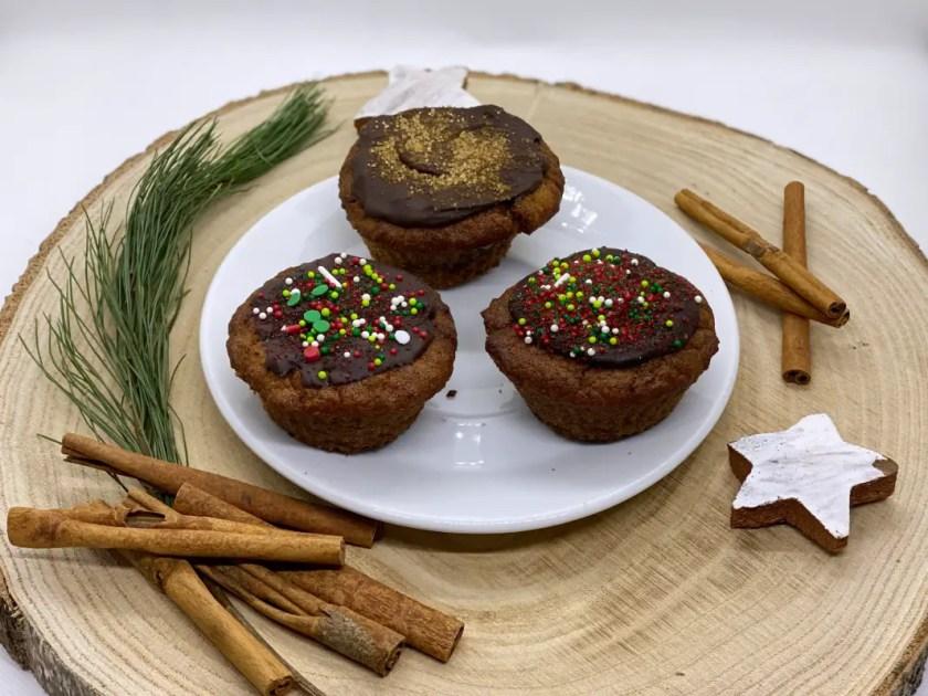 Kleinkind Rezepte Weihnachten Lebkuchenmuffins