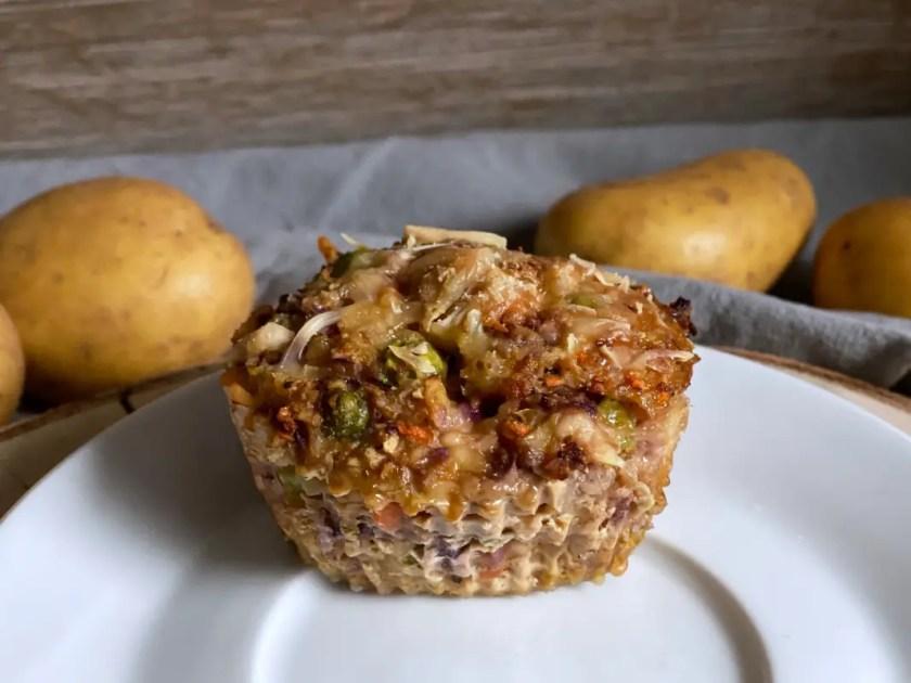 Kartoffelmuffins Rezept