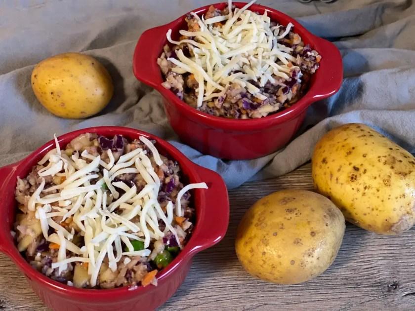 Kinderrezept Kartoffeln