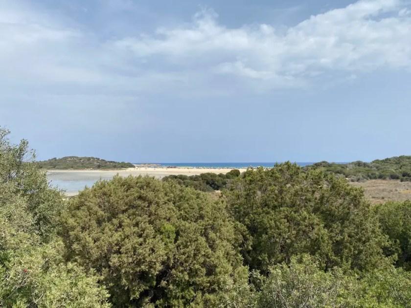 Strand von Chia