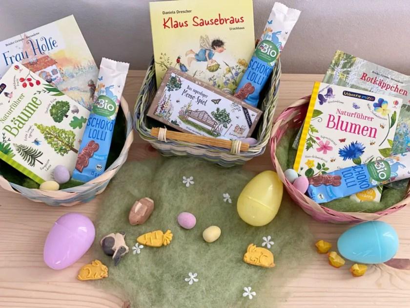 Osterkoerbchen nachhaltig
