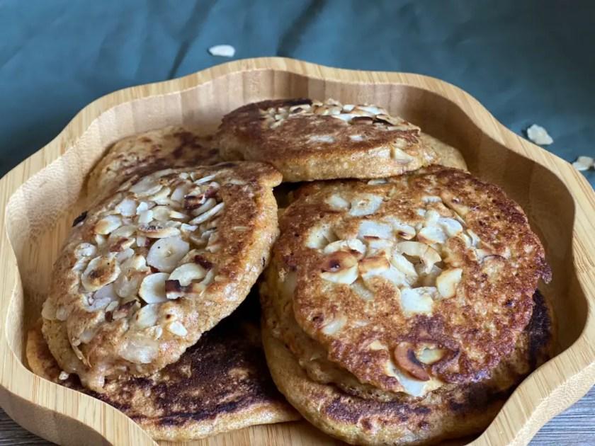 Ruebli Pfannkuchen