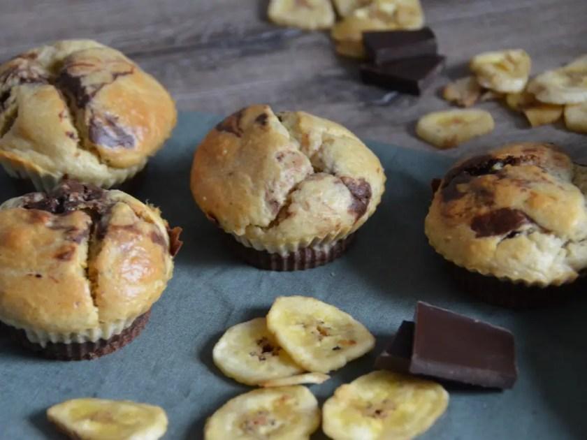 Marmor-Muffins Zuckerfrei
