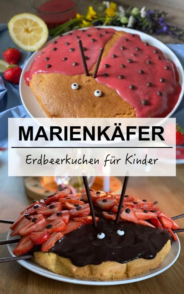 Marienkaefer-Kuchen Pin