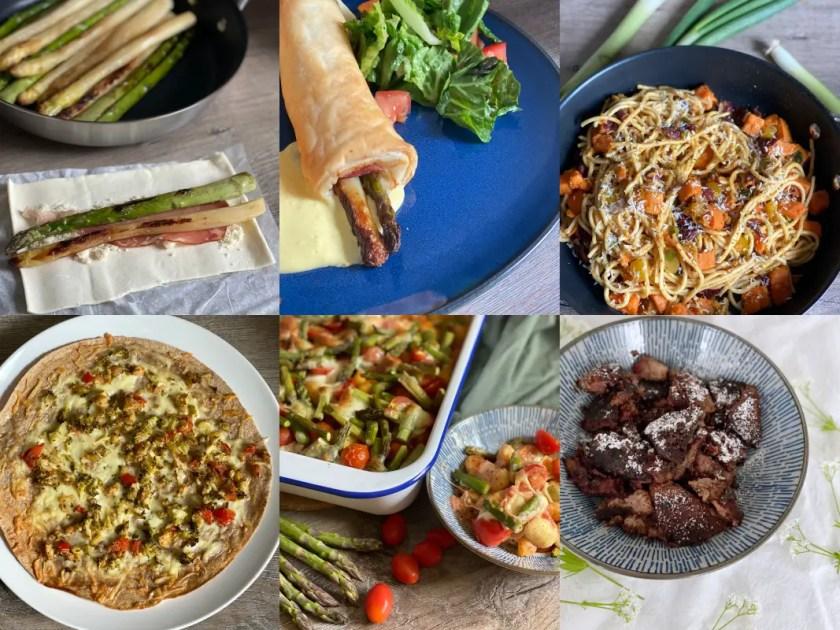 Familien-Rezepte Meal Prep Kw19