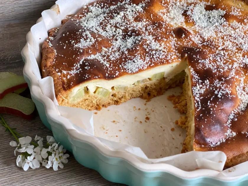 Muerbeteig Kuchen zuckerreduziert