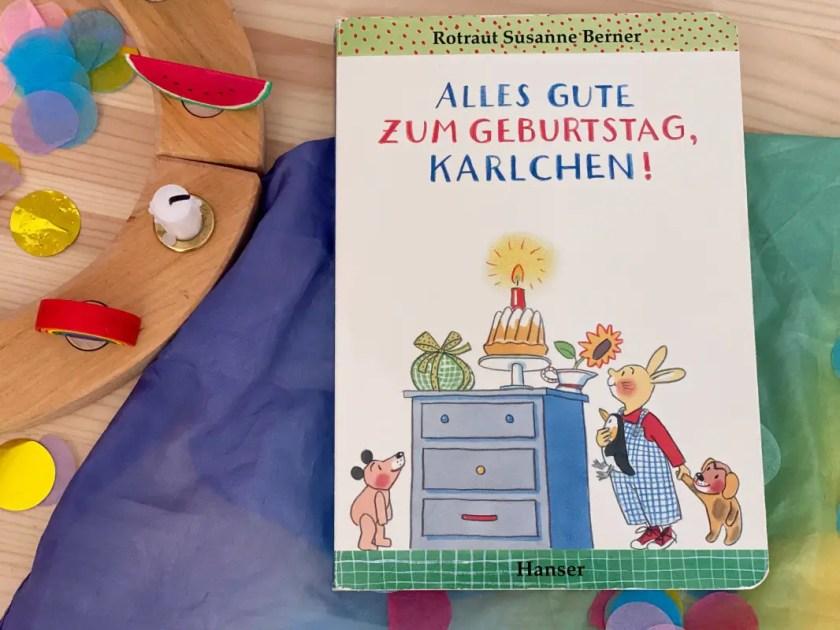 Bilderbuch Tipp Geburtstag Kinder