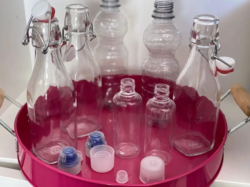 Flaschenpost Basteln Anleitung