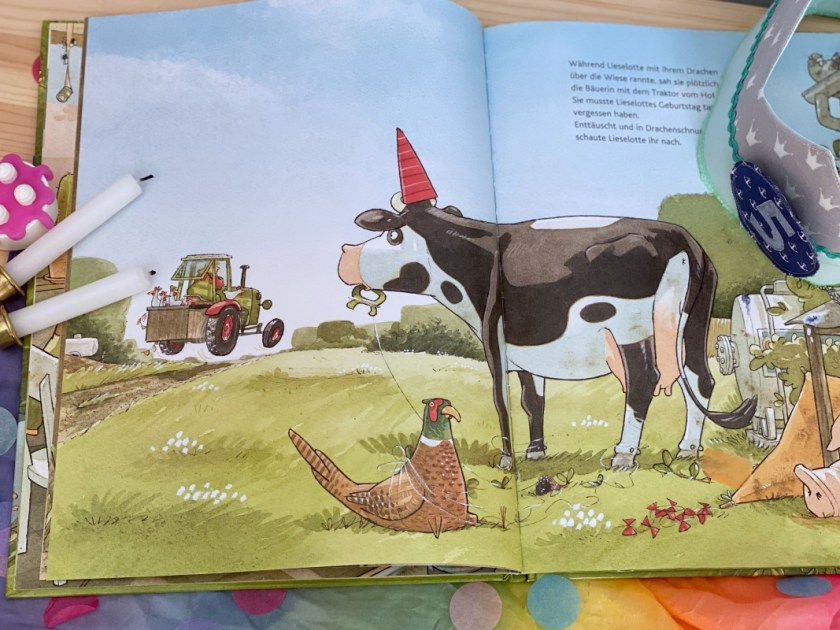 Lieselotte hat Geburtstag Bilderbuch