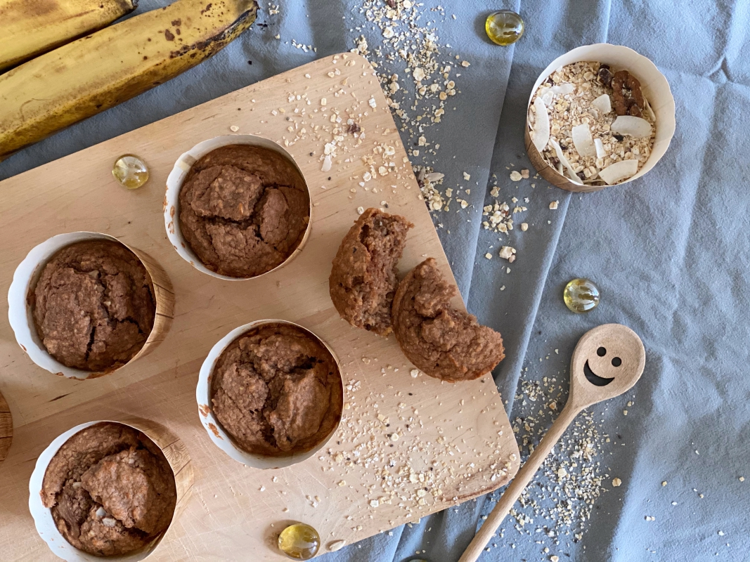 Muesli-Muffins Rezept