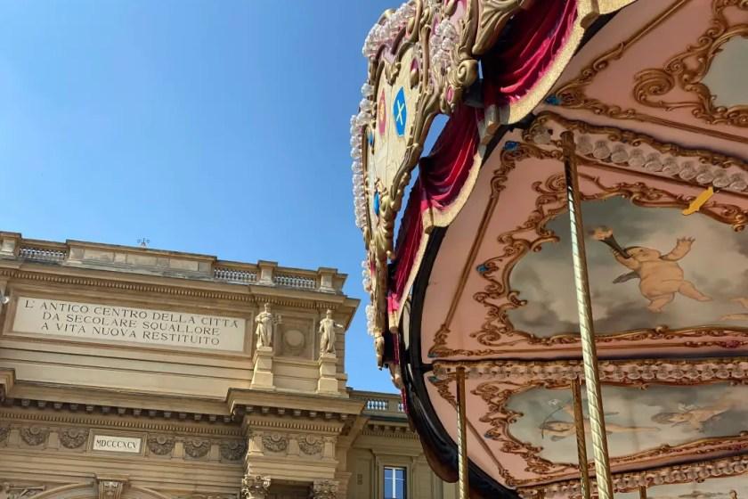 Karussell Florenz