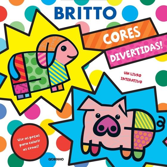 livro infantil romero britto