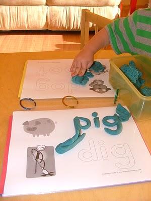 atividades de alfabetização 3