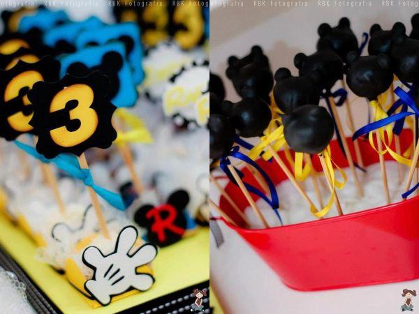 festa mickey doces