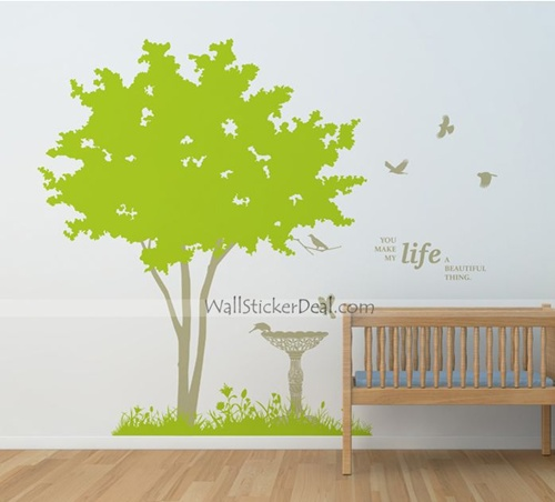 Imagem: Wall Sticker Deal