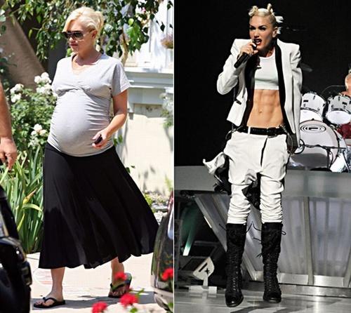 Gwen Stefani - cantora