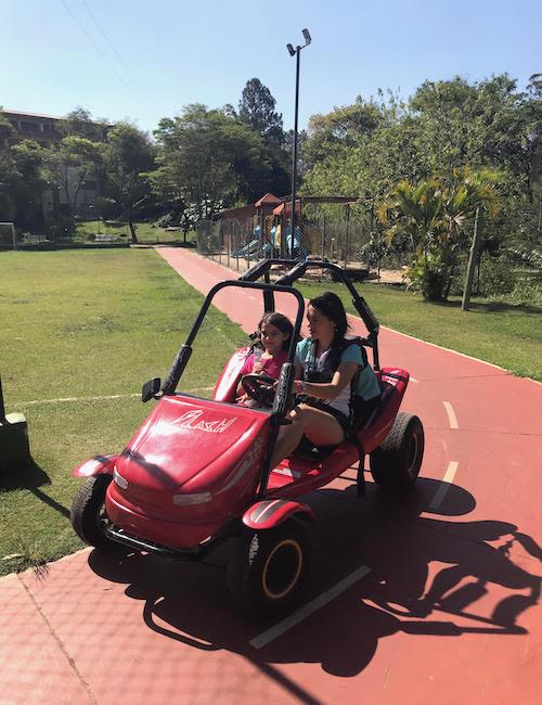 viagem com crianças em São Paulo cabreúva resort