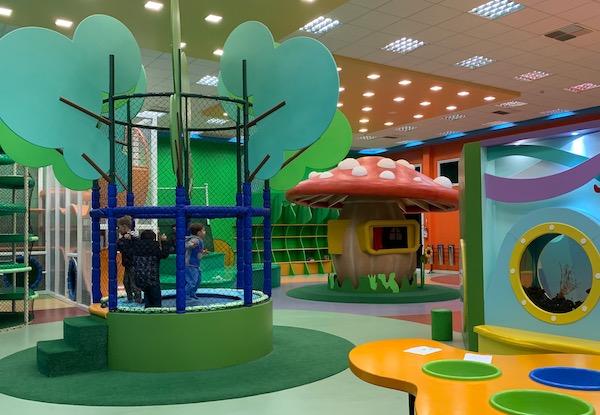hotel tauá atibaia espaço kids