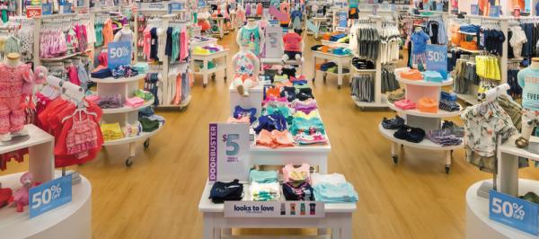 Como comprar roupas infantis nos EUA e receber no Brasil?