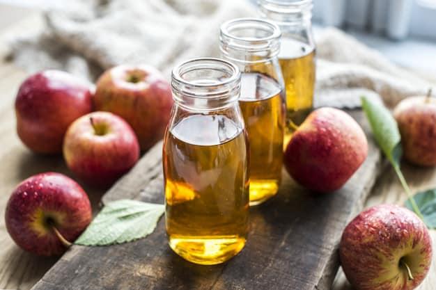 vinagre de maçã para remédio caseiro para piolho
