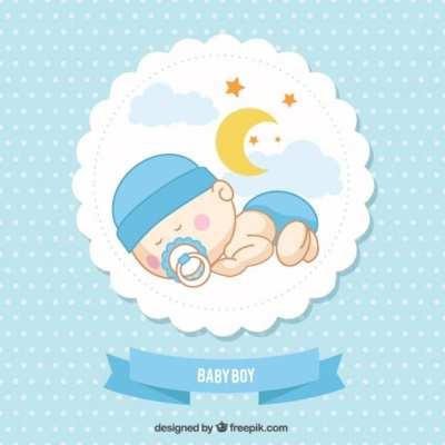 chá de bebê tema estrelas