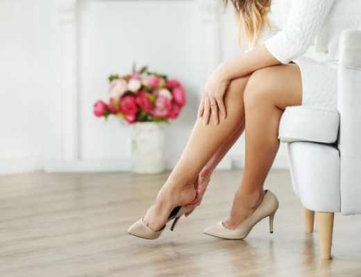 pernas na gravidez