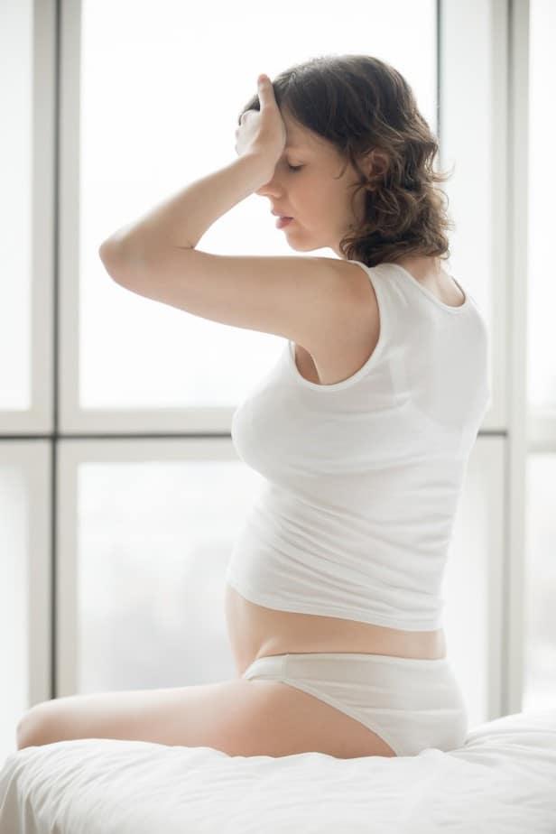 falta de apetite na gravidez