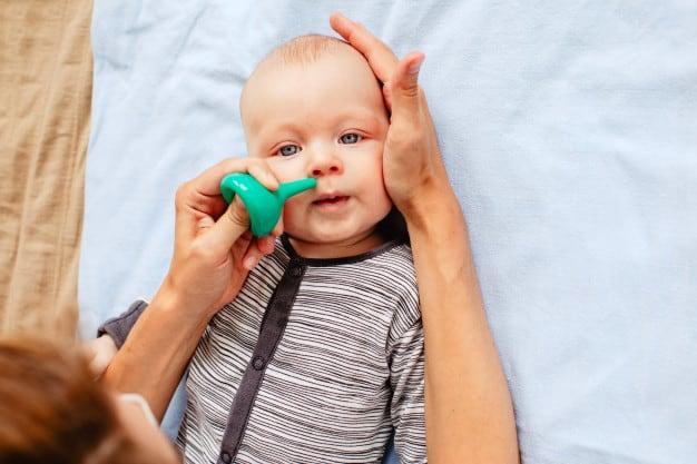 produtos de higiene para bebê